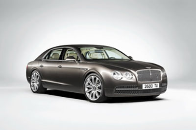 Conti Flying Spur radio code