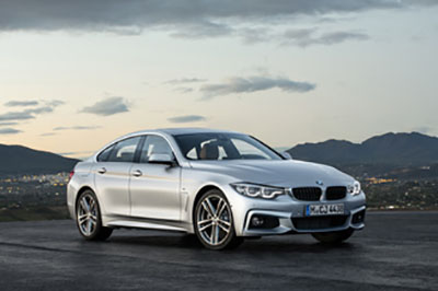 4 Series Gran Coupe radio code