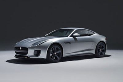 F-Type Coupe radio code