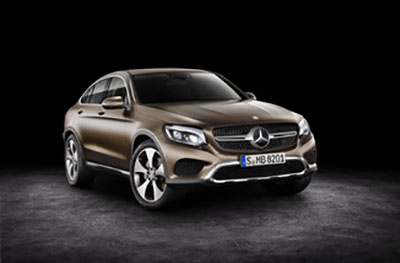 Glc Coupe radio code