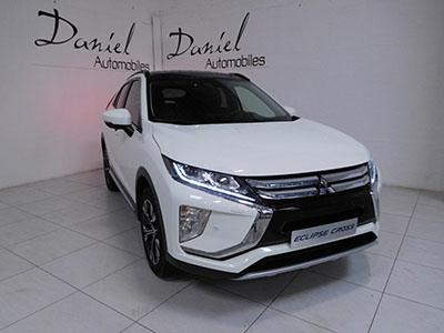 Eclipse Cross radio code