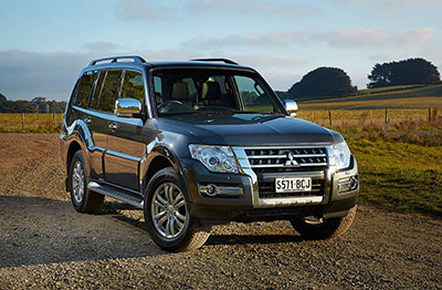 Pajero Long radio code