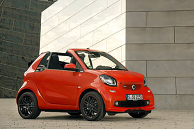 Fortwo Cabriolet radio code