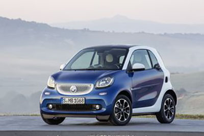 Fortwo Coupe radio code