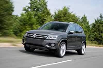 Tiguan Business radio code