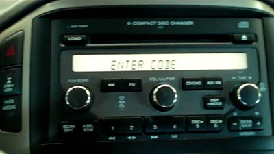 enter humax automotive co  radio code