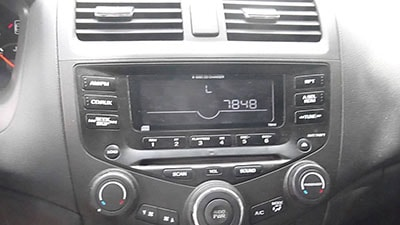 enter nissan interstar combi radio code
