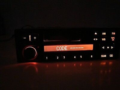 enter ford transit custom kombi radio code